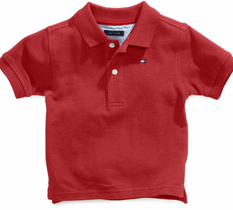 Tommy Hilfiger Baby Shirt, Baby Boys Ivy Polo Shirt $19.50 thestylecure.com