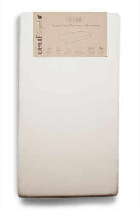 Oeuf Pure & Simple Dual Firm Mattress