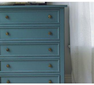 Harbor Blue 5-Drawer Chest