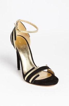 Ivanka Trump 'Aryella' Pump Black/ Gold 9.5 M