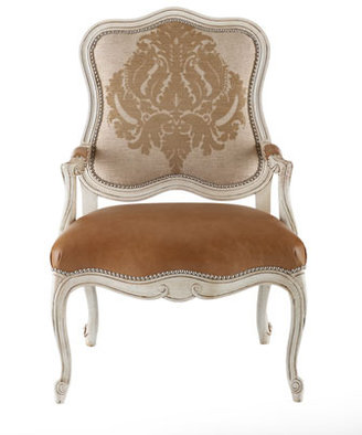 "Massoud ""Toasted Bisque"" Chair"