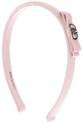 Salvatore Ferragamo bow panel hairband