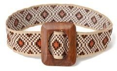 Anthropologie Azteca Belt