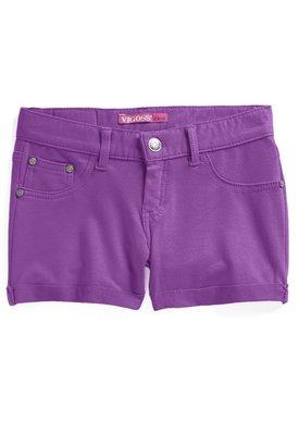 Vigoss Knit Shorts (Big Girls)