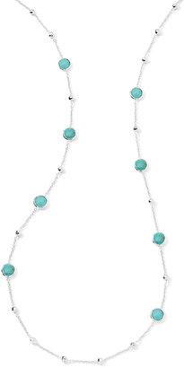 """Ippolita Lollipop Turquoise Necklace, 37""""L"""