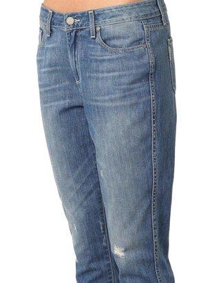 Paige Denim Callie high-rise cropped boyfriend jeans
