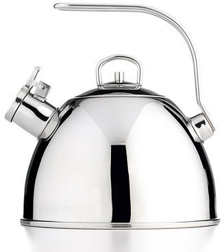 Martha Stewart Closeout! Collection Stainless Steel 2.5 Qt. Tea Kettle