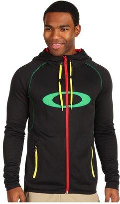 Oakley Originate Fleece Jacket (Jet Black) - Apparel