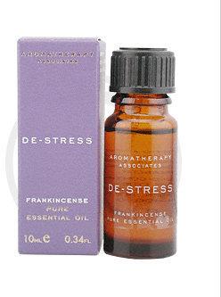 Aromatherapy Associates De-Stress Frankincense Pure Essential Oil - 10 ml