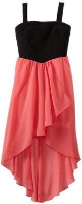 Ruby Rox Kids Girls 7-16 Color Block Dress