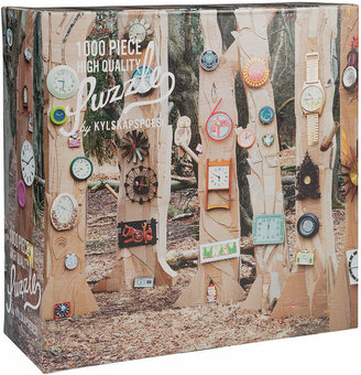 Hygge Games - Clocks & Trees Puzzle