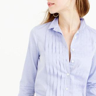 J.Crew Thomas Mason® for tuxedo shirt in blue