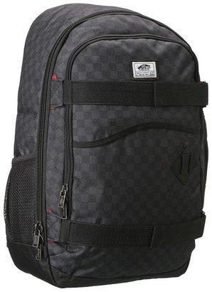 Vans Transient II Skatepack (Black/Charcoal) - Bags and Luggage