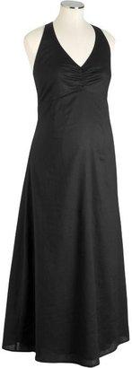 Old Navy Maternity Linen-Blend Halter Dresses