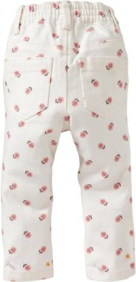 Old Navy Floral-Print Skinny Jeans for Baby