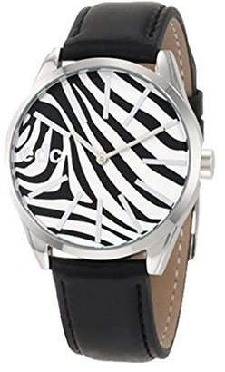 edc by esprit Women's EE100132019 Wild Life Midnight Black Watch $60.20 thestylecure.com