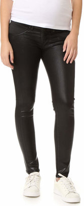 Citizens of Humanity Racer Skinny Maternity Jeans $238 thestylecure.com