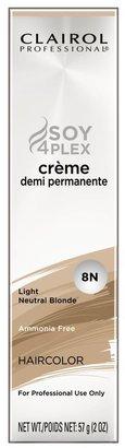 Clairol 8N Light Neutral Blonde Demi Permanent Hair Color