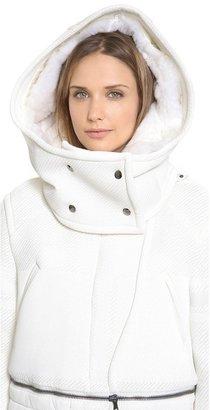 philosophy Neoprene Fur Coat