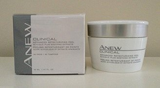 Avon ANEW CLINICAL Advanced Retexturizing Peel 42 ml 1.47 fl oz $15.45 thestylecure.com