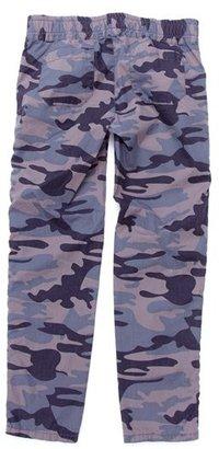 Camo Peek 'Belle' Cargo Pants (Toddler Girls, Little Girls & Big Girls) Grey 10
