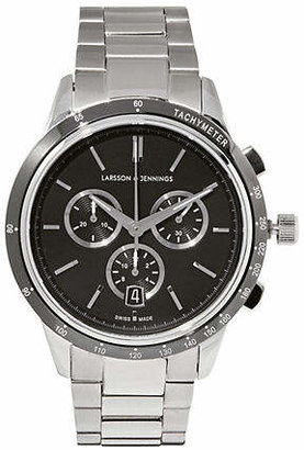 Larsson & Jennings Automatic Logo Stainless Steel Bracelet Watch
