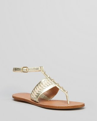 Belle by Sigerson Morrison Sandals - Rollie Twisted Flat