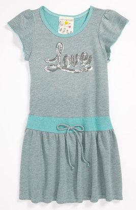 Jenna & Jessie Skater Dress (Little Girls)