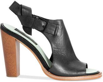 CK Calvin Klein Women's Sallie Sandals