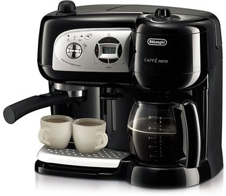 De'Longhi Delonghi 10-Cup Combination Espresso System, Black