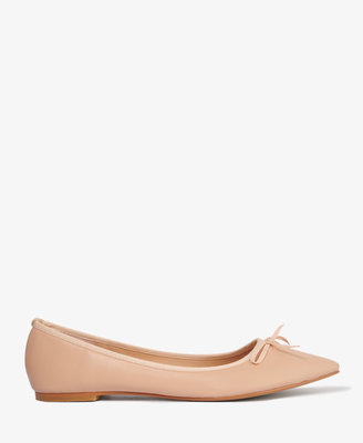 Forever 21 Pointed Bow Flats