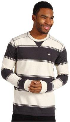 Quiksilver Snits Lite Knit Shirt (Cloud) - Apparel