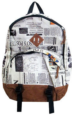 G Fox & Co The Extra Extra Backpack