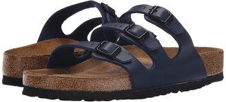 Birkenstock - Florida Soft Footbed - Birko-Flor Women's Sandals $99.95 thestylecure.com