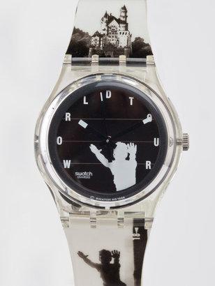 American Apparel Vintage Swatch World Of Germany Solar Watch