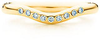 Tiffany & Co. Elsa Peretti® wedding band ring
