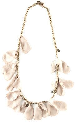 Lanvin Petals Necklace