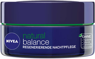 Nivea Natural Balance Regenerierende Night Care Cream