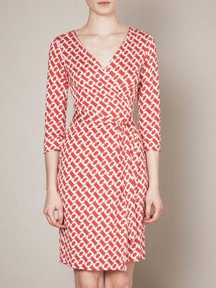 Diane von Furstenberg 1974 New Julian Two dress