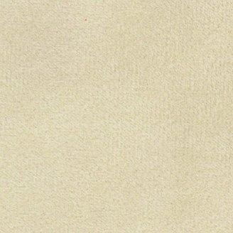 Dutailier Sleigh Glider - Espresso-Cream Pucker-Glider & Ottoman