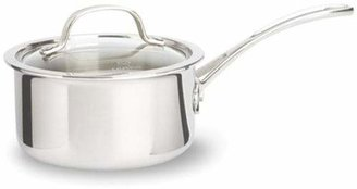 Calphalon Tri-Ply Stainless 1.5 Quart Covered Sauce Pan