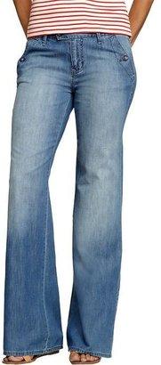 Old Navy Women's Flare Trouser Jeans
