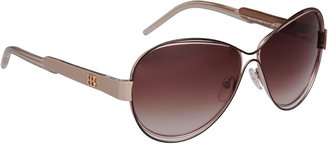 Balenciaga Floating Butterfly Frame Sunglasses