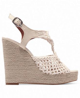 Lucky Brand Women's Rilo Platform Wedge Sandals
