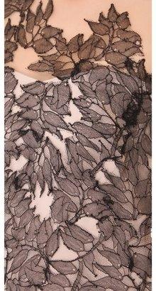 Alberta Ferretti collection Sleeveless Lace Dress