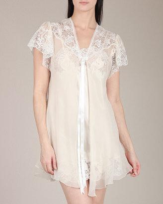 Babydoll 25 Lace Short Sleeve