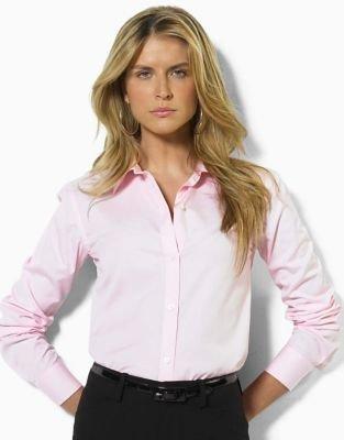 Lauren Ralph Lauren Aaron Long-Sleeve Classic Non-Iron Shirt