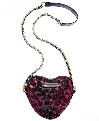 Betsey Johnson Handbag, Heart Crossbody