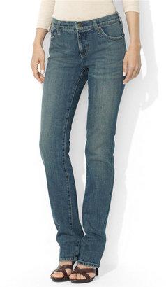 Lauren Ralph Lauren Slimming Classic Straight Jean