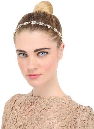 Swarovski Crystal Elastic Headband